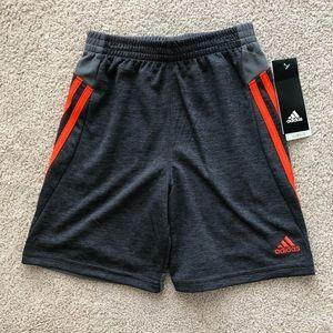 Size 6 adidas climalite shorts NWT